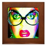 Drag Queen HRHSF Framed Tile