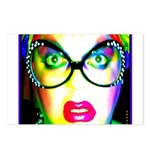 Drag Queen HRHSF Postcards (Package of 8)