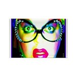 Drag Queen HRHSF Rectangle Magnet (100 pack)