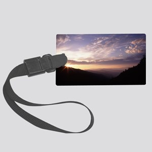 Great Smoky Mountain National Pa Large Luggage Tag