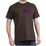 Pink and Black Navy Dark T-Shirt