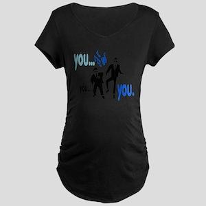 Brothers Maternity Dark T-Shirt