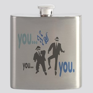 Brothers Flask