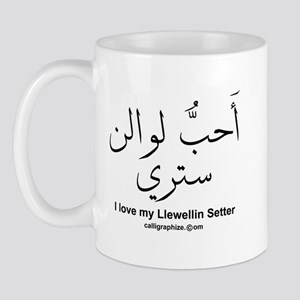 Llewellin Setter Dog Mug