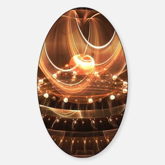 Energy Sticker (Oval)