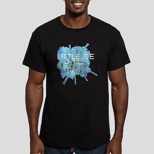 FB-111A 68-0249 Little Men's Fitted T-Shirt (dark)