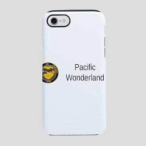 Oregon State Seal #4 iPhone 7 Tough Case