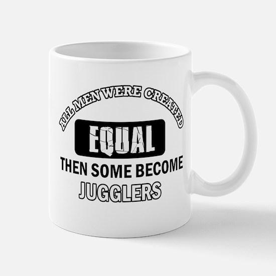 Jugglers Design Mug