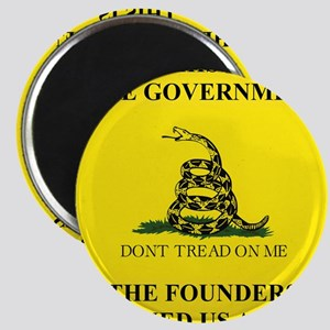 THIS IS THE GOVERNMENT THE FOUNDERS WARNED  Magnet