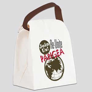 Re-Unite Pangea Canvas Lunch Bag