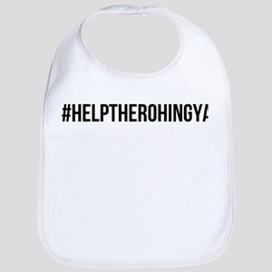 #HelpTheRohingya rohingya,muslims,myanmar Baby Bib