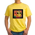 SisterFace Gardens Yellow T-Shirt