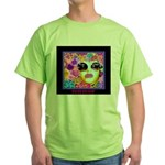 SisterFace Gardens Green T-Shirt