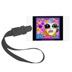 SisterFace Gardens Large Luggage Tag