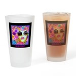 SisterFace Gardens Drinking Glass