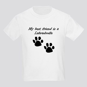 My Best Friend Is A Labradoodle T-Shirt