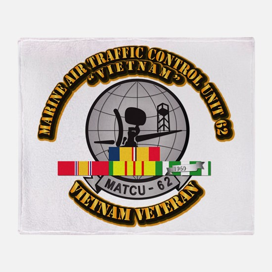 USMC - Marine Air Traffic Control Unit 62 w VN SVC