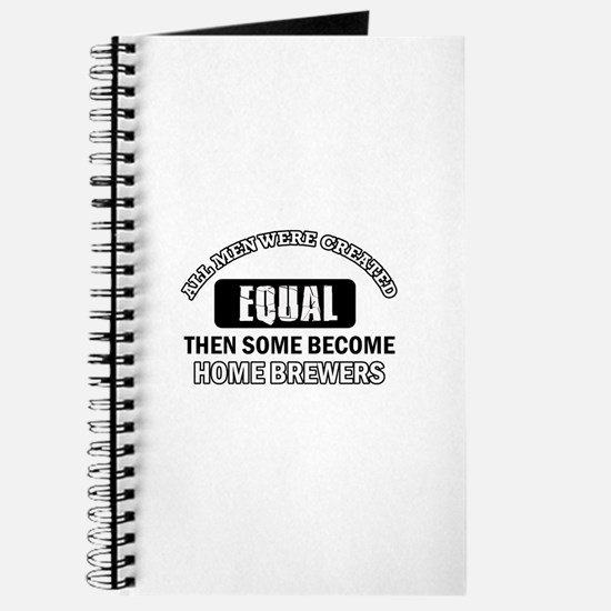Home Brewers Designs Journal