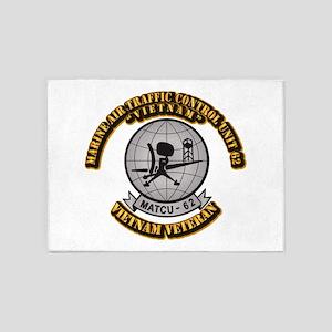 USMC - Marine Air Traffic Control Unit 62 5'x7'Are