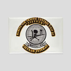 USMC - Marine Air Traffic Control Unit 62 Rectangl