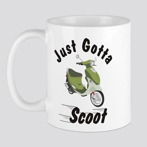 Just Gotta Scoot Italia Buddy Mug
