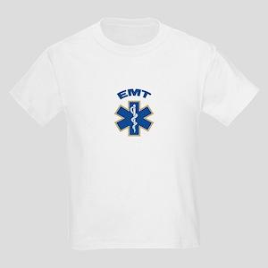 Emergency Medical Technician Kids Light T-Shirt