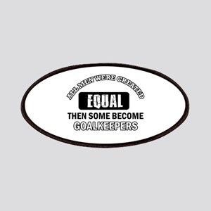 Goalkeepers Designs Patches