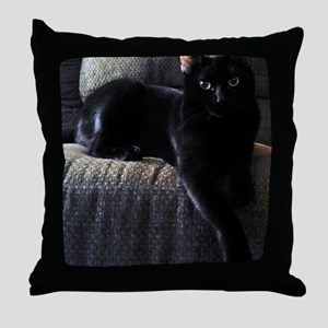 Beautiful Benny Throw Pillow