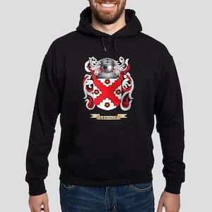 Lennox Coat of Arms - Family Crest Hoodie (dark)
