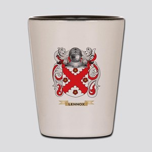 Lennox Coat of Arms - Family Crest Shot Glass