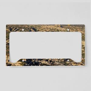 Cappadocia011 License Plate Holder
