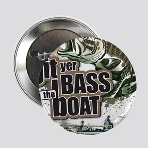 "Funny Fishing 2.25"" Button"