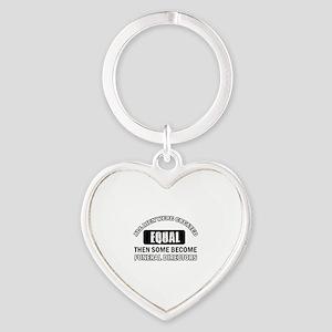 Funeral Directors Designs Heart Keychain