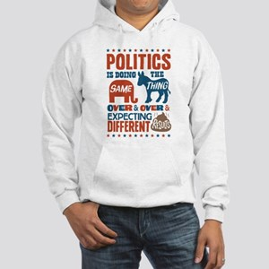 Political Insanity Hoodie