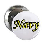 Yellow and Black Navy Button