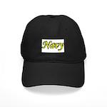 Yellow and Black Navy Black Cap