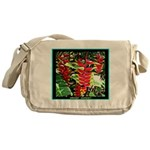 Hawaiian Torch Heliconia Lower Messenger Bag