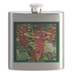 Hawaiian Torch Heliconia lower Flask