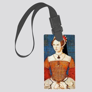 Queen Mary Large Luggage Tag
