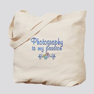 Photography Passion Tote Bag
