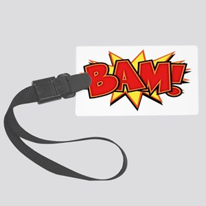 bam3-CAP Large Luggage Tag