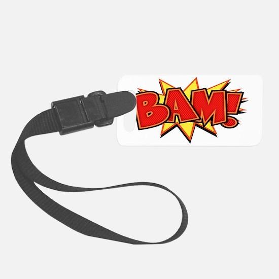 bam3-CAP Luggage Tag