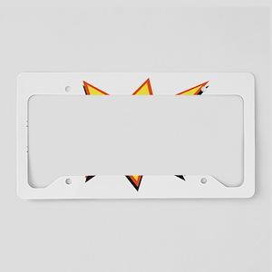 bam3-CAP License Plate Holder