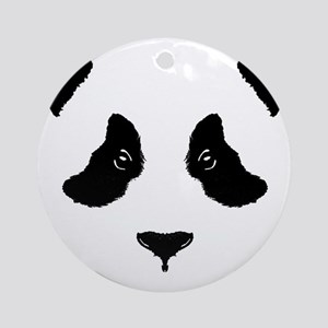 6x6-for-wt_panda Round Ornament