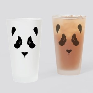 6x6-for-wt_panda Drinking Glass