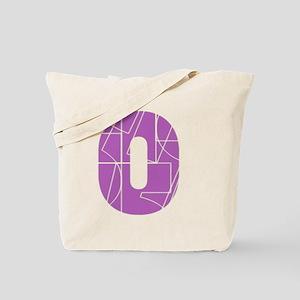 bk-front-cnumber Tote Bag