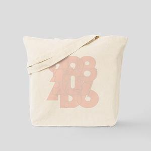rb_bk_cnumber Tote Bag