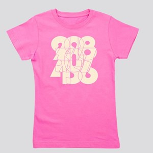 rb_nvy_cnumber Girl's Tee