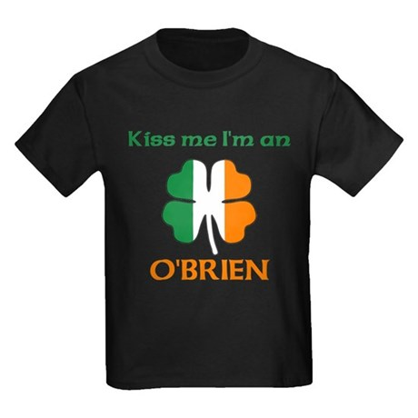 O'Brien Family Kids Dark T-Shirt