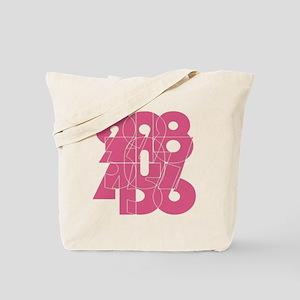 lmn_cnumber Tote Bag